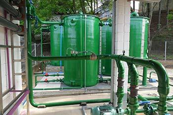 Tratamento de água e efluentes industriais
